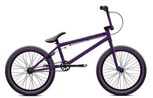 Verde BMX Eon 18 matt black/purple